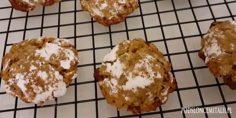Pistacjowe ciasteczka