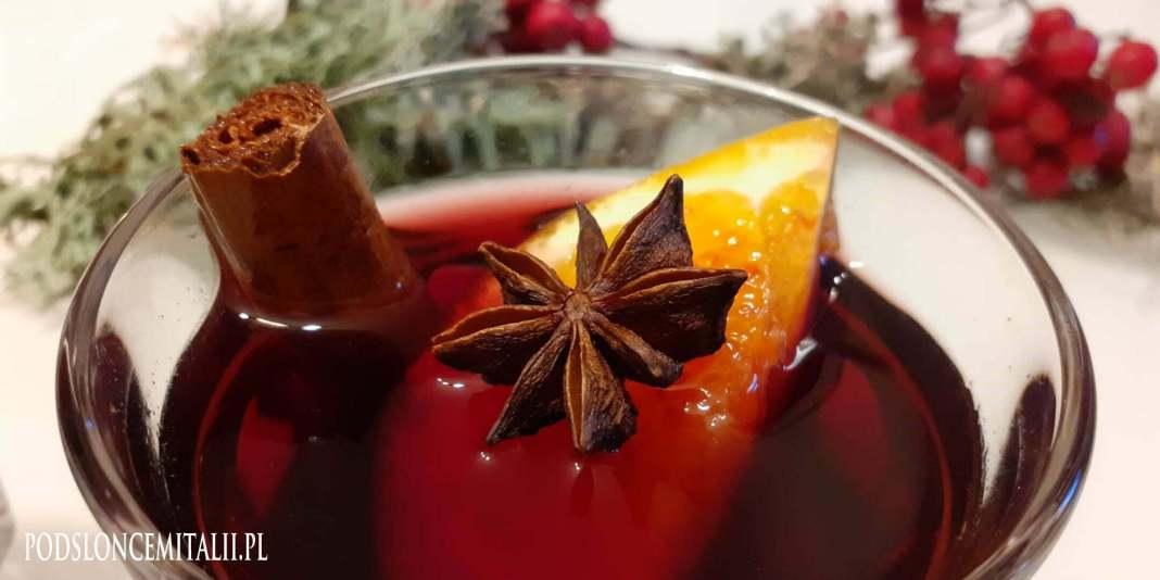 Vin brulé - przepis na alpejski grzaniec