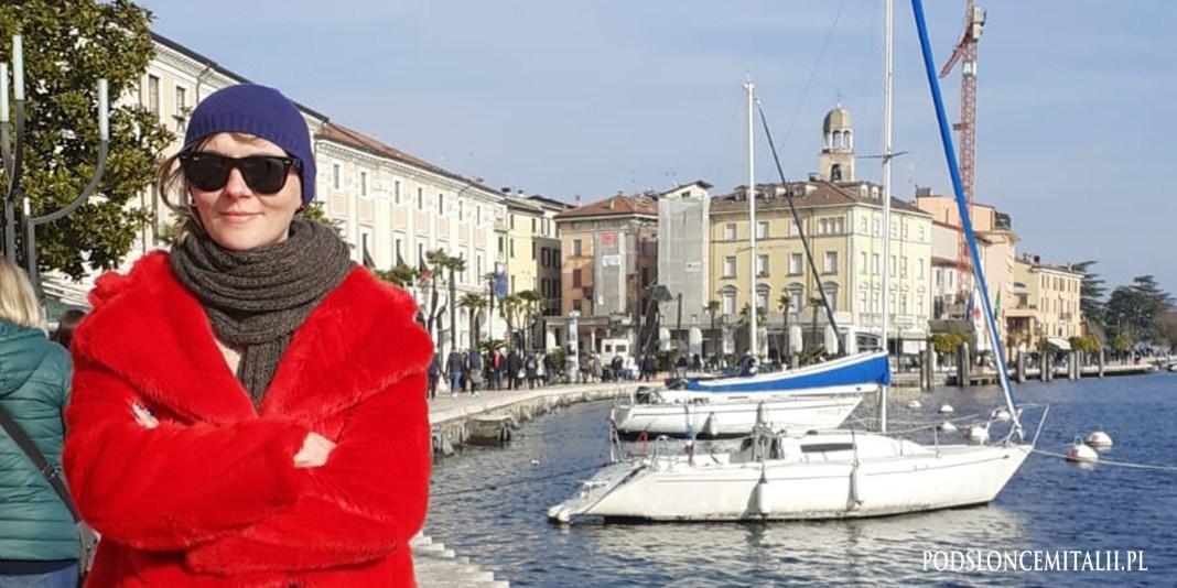 Salò - dzisiaj kurort, kiedyś stolica Włoskiej Republiki SocjalnejBenita Mussoliniego