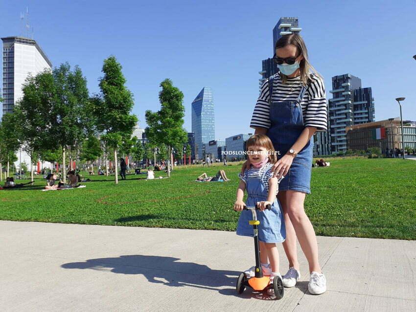 Mediolan dla dzieci, czyli jak zwiedzać miasto w towarzystwie maluchów