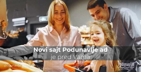 Novi sajt Podunavlje ad je pred Vama | Podunavlje ad, Bačka Palanka