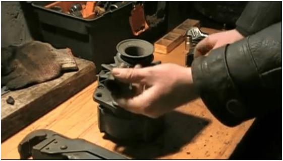 Ремонт генератора автомобиля. Головка на 24