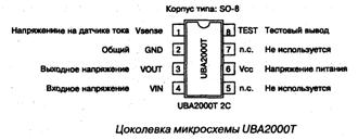 Цоколевка микросхемы