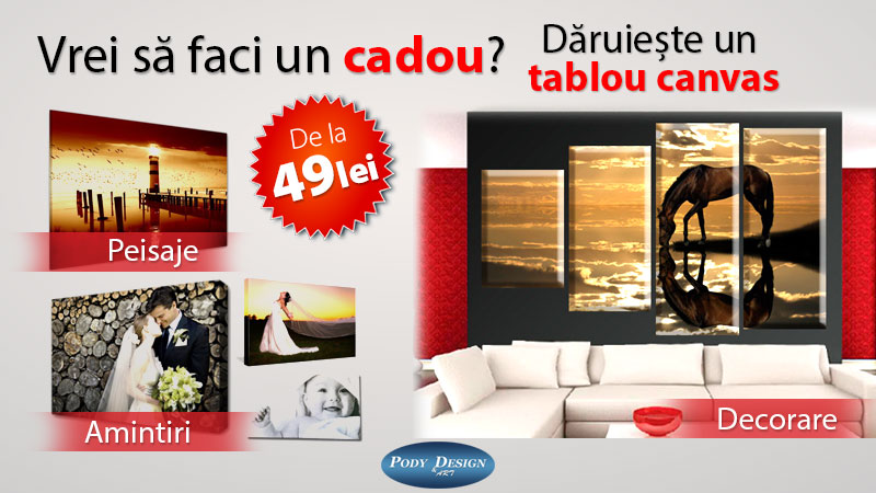 tablouri canvas Tablouri canvas personalizate pentru casa ta! postare canvas blog