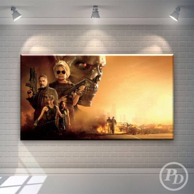 Tablou canvas Terminator Dark Fate