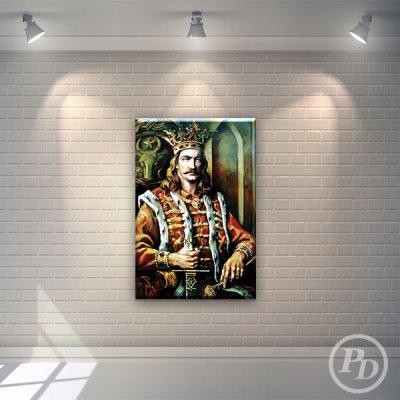 Tablou canvas Stefan Cel Mare