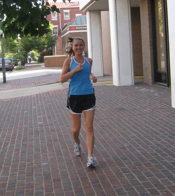 Amy Running
