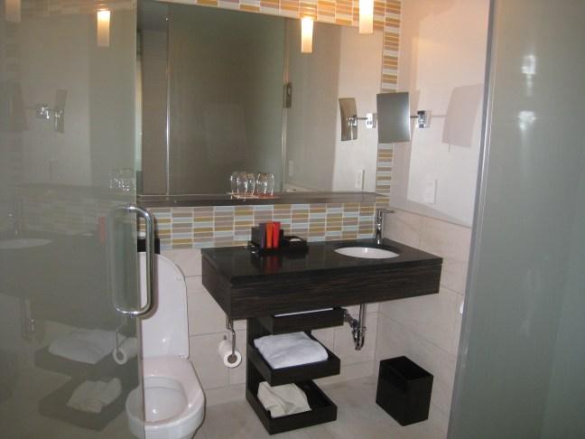 Bathroom at Hotel Ink48 New York