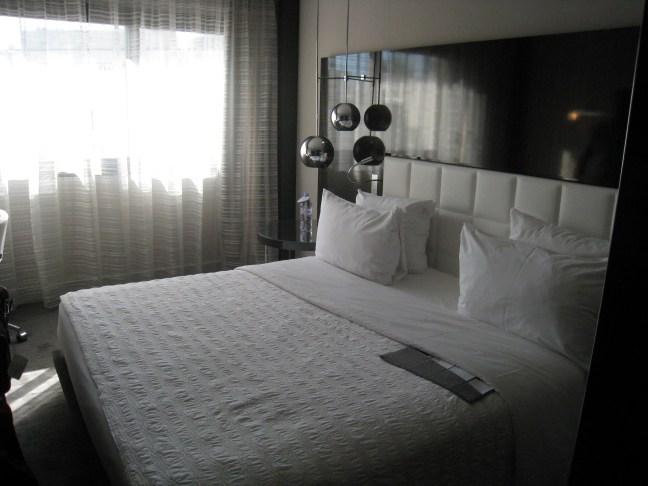 Room at Le Meridien Etoile