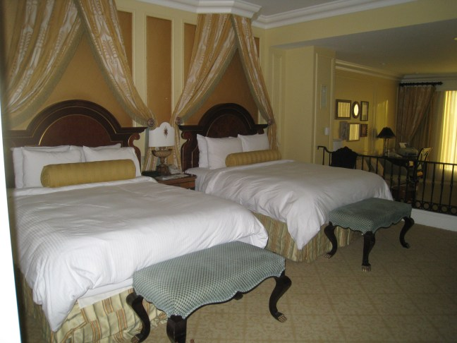 Beds at the Venetian, Las Vegas