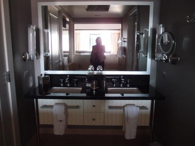 Bathroom, Terrace Suite, Cosmopolitan, Las Vegas