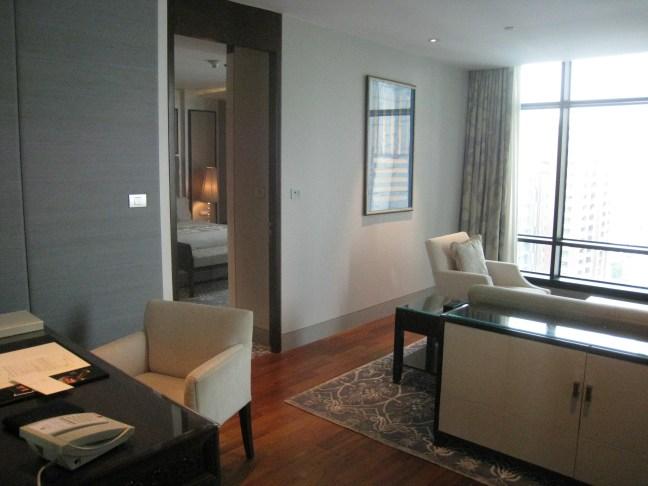Caroline Astor Suite, St. Regis, Bangkok