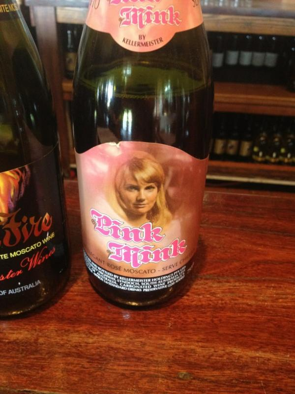 Pink Mink Moscato