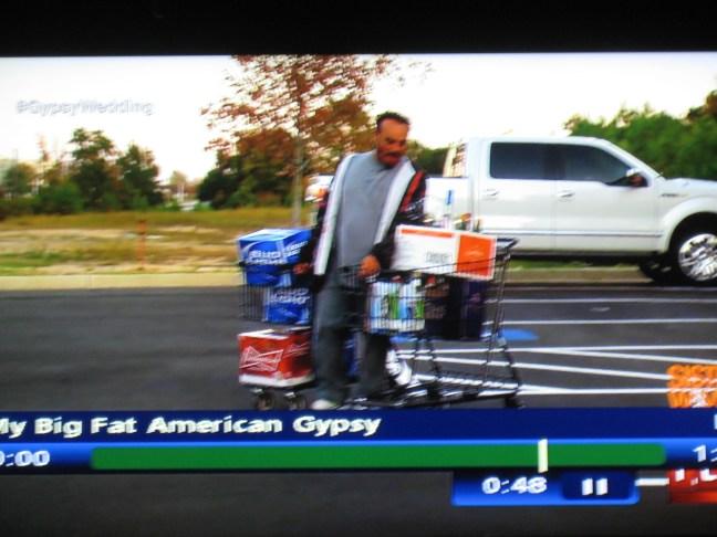 Gypsy liquor store haul