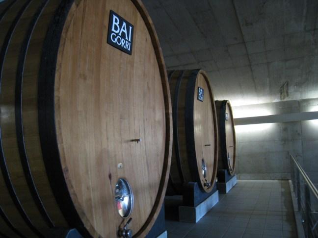 Baigorri barrels