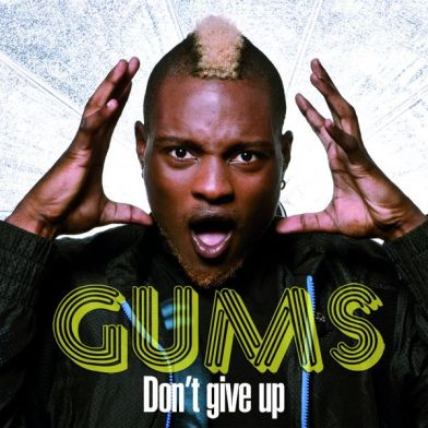 Gums don't give up
