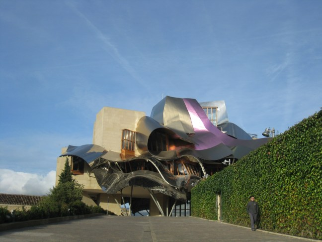 Marques de Riscal hotel and winery