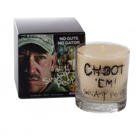 Swamp people candle