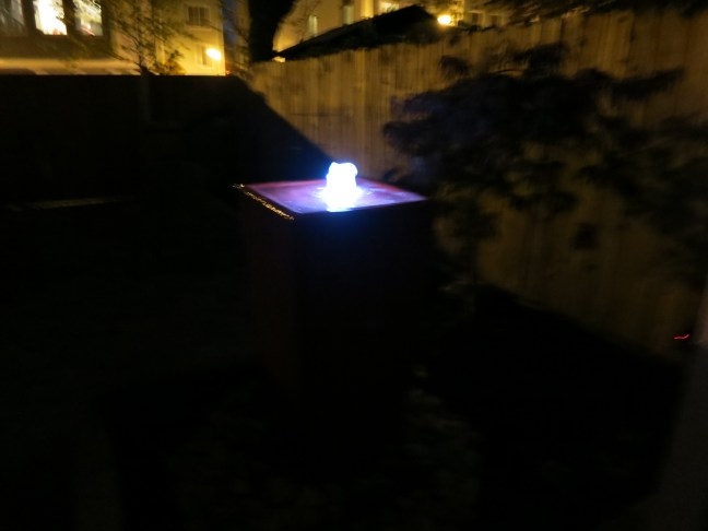 night urn
