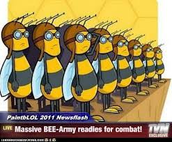 bee army