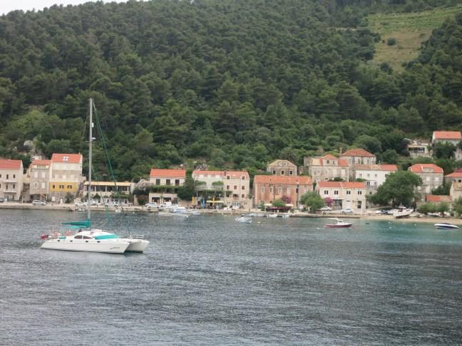 Trstenik cove, Croatia