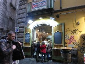 Naples grafitti