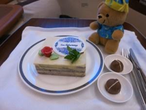 My second birthday cake