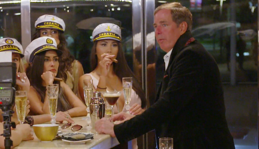 Reality TV Time Below Deck Mediterranean  Poe Communications