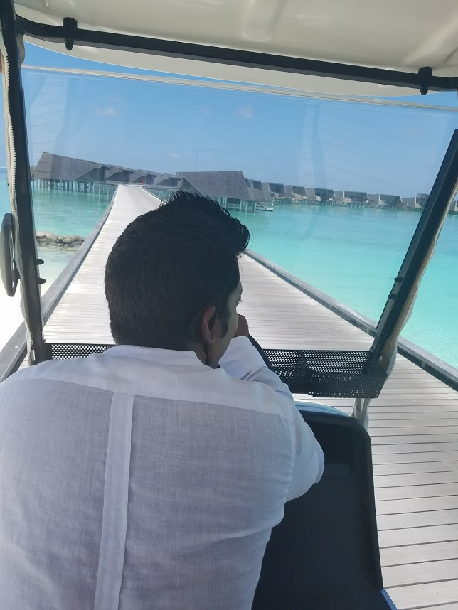 our St. Regis Maldives Butler