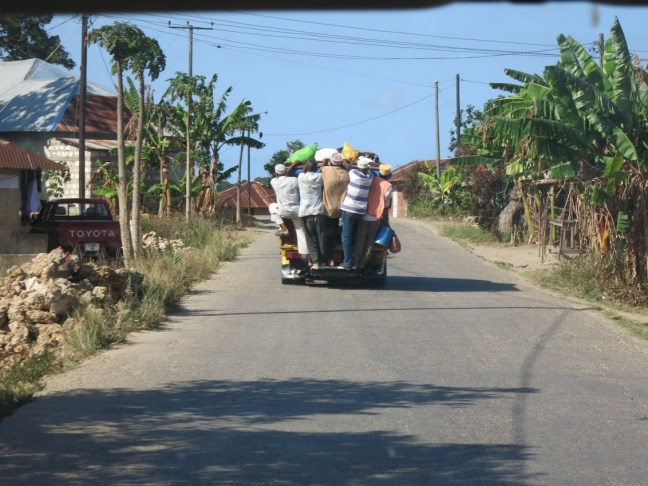 Pemba transportation options
