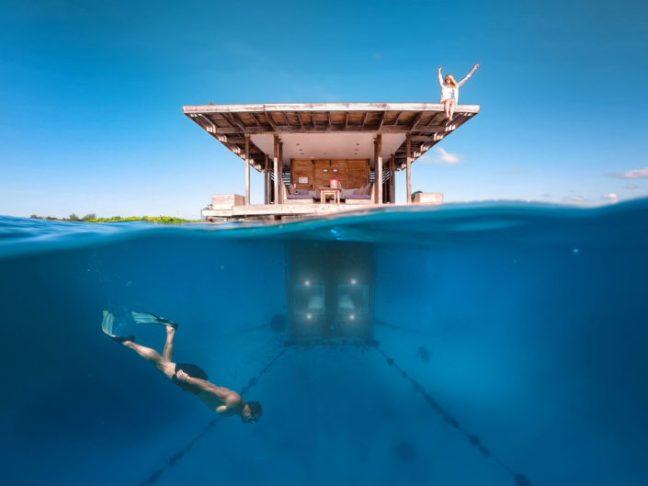 Photo via Manta Resort