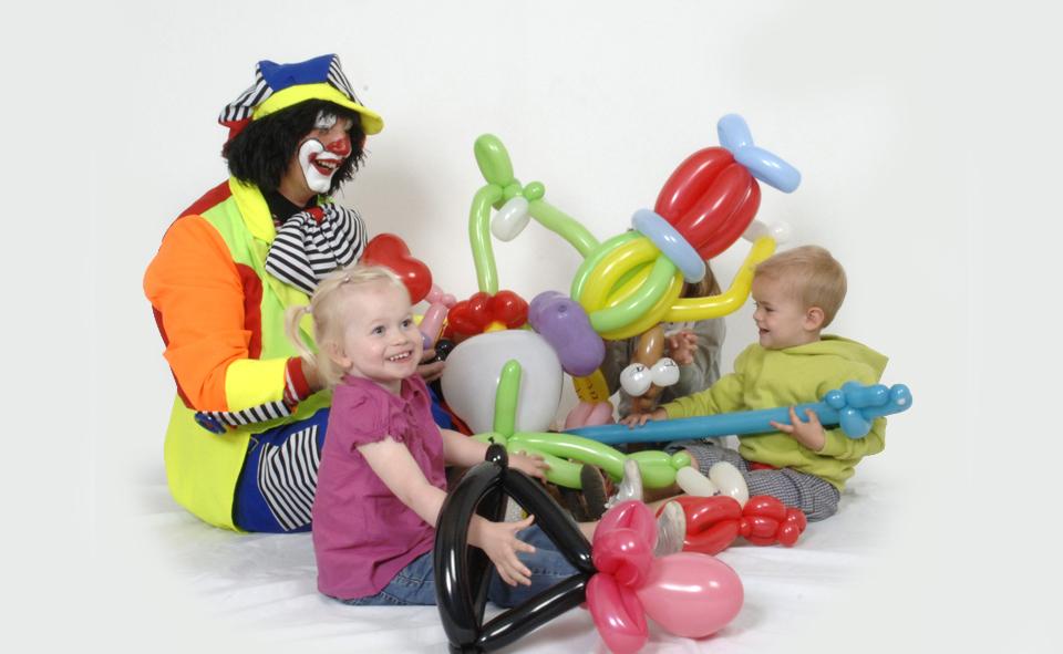 Kinderanimatie huren