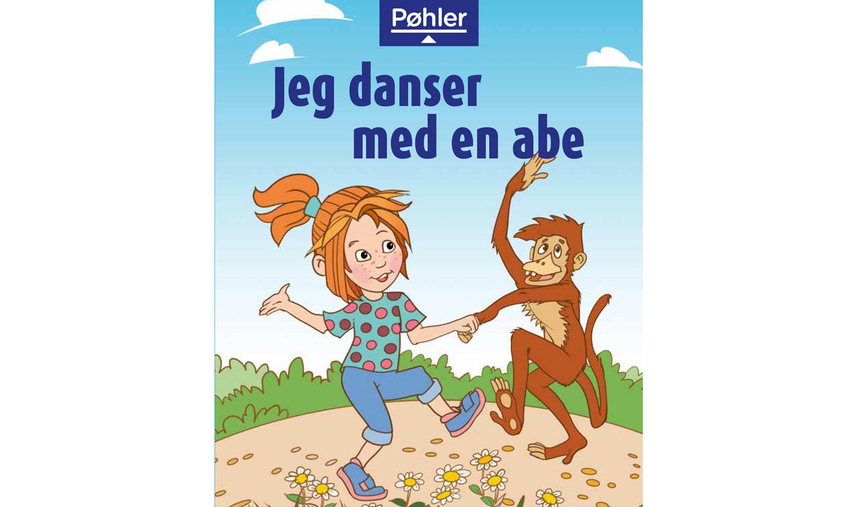 Jeg danser med en abe