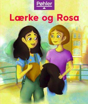 Lærke og Rosa forside