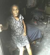 temores de una anciana