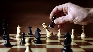 La aprtida de ajedrez