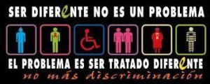 cuanta discriminación