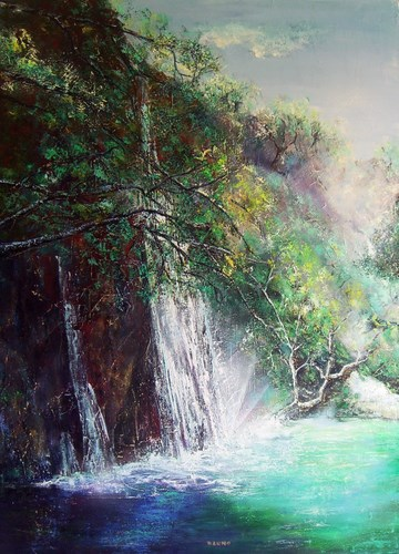 Les Cascades De Sillans Poèmes En Provence