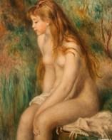 Jeune fille Renoir