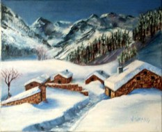 village-neige