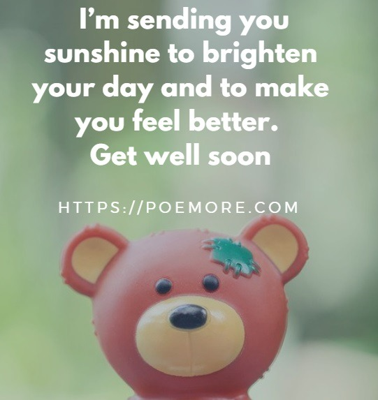80+ Get Well Soon Messages for Friends And Loved Ones