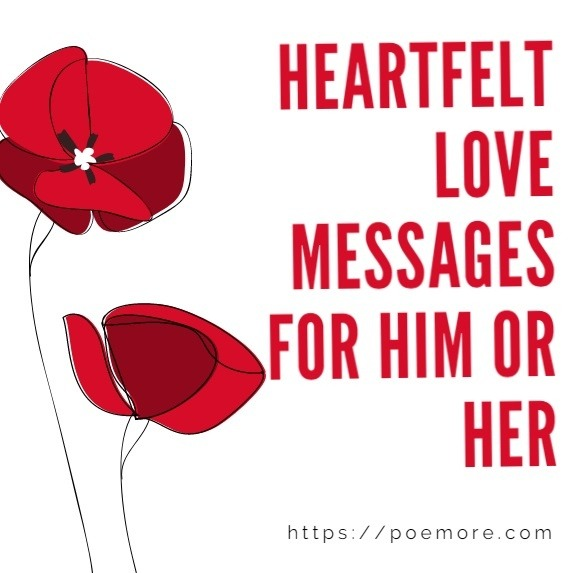 love message to a man