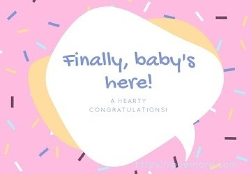 Congratulation on New Child Messages