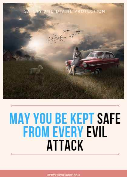 Safety Prayers and Divine Protection Messages