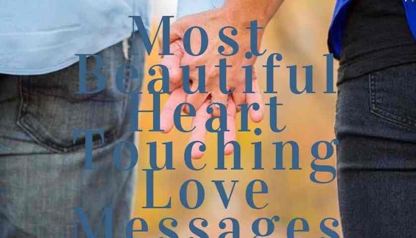 Poemore100 Most Beautiful Heart Touching Love Messages for