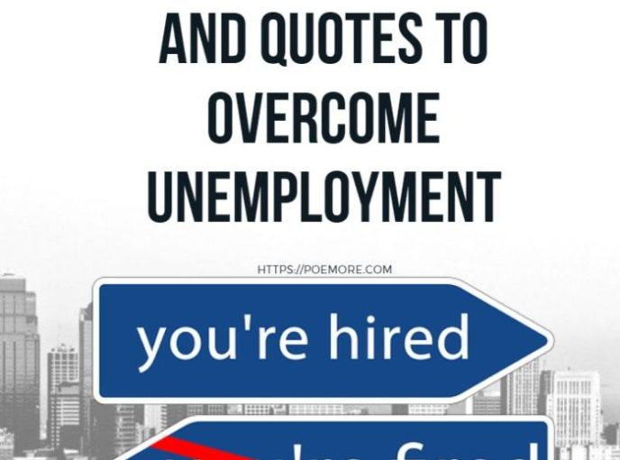 Unemployment Motivationals Quotes