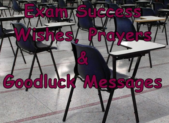 100+ Best Exams Wishes Quotes & Prayers to Loved Ones
