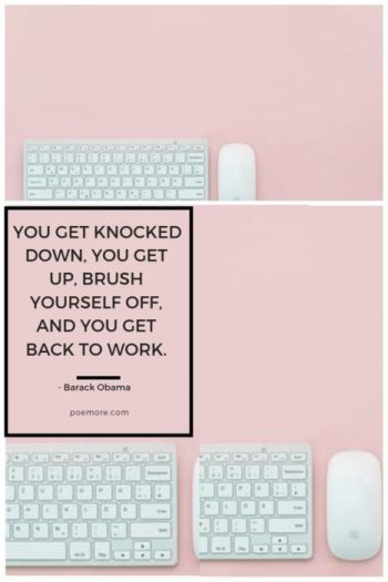 Short Motivational Quotes About Work