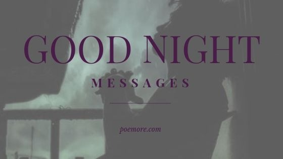 100+ Cute Good Night -Sweet Dreams Messages, S.M.S, Wishes And Prayers
