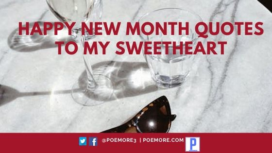 200 Happy New Month SMS Messages Quotes to my Love (2020)